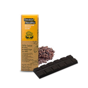 Raw Chocolate Bar Cacao