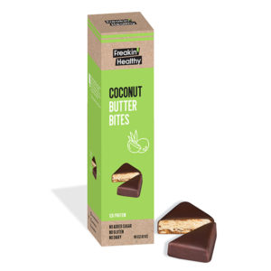 Best nut butter bites Coconut