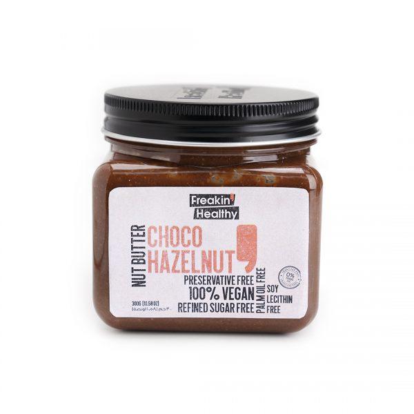 real hazelnut spread