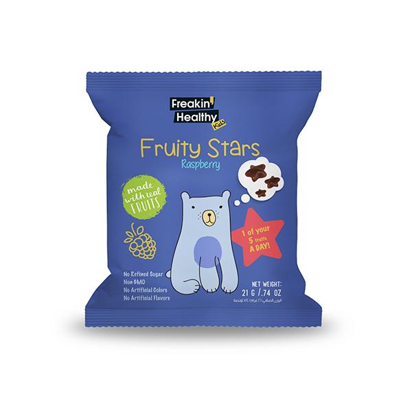 raspberry flavored snacks