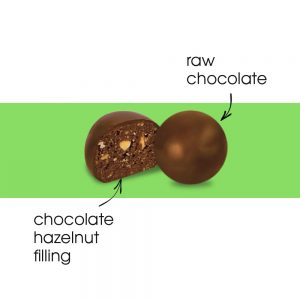 chocolate balls for party