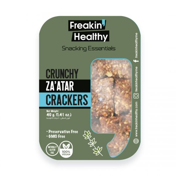 high protein crakers