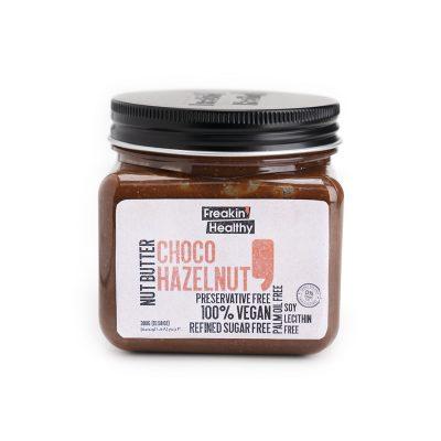 natural hazelnut with chocolate