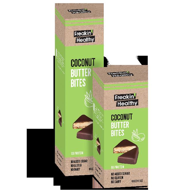 hazelnut butter snacks