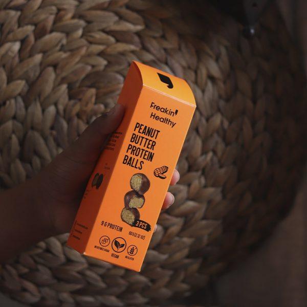 healthy peanut butter snacks