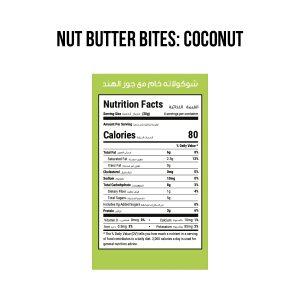 crunchy coconut bites