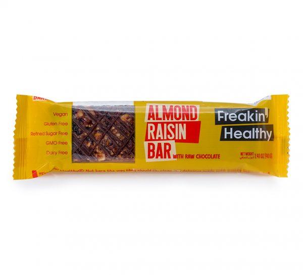 Almond Raisin Bar