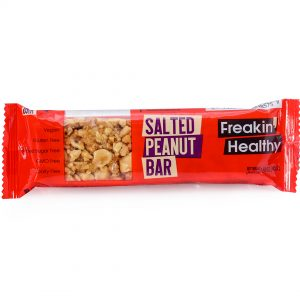 Salted Peanut Bar