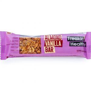 Almond Vanilla Bar