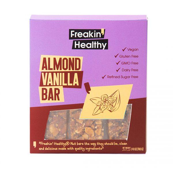 Value Pack Almond Vanilla